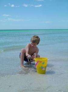 Die ideale Kinder Strandmuschel