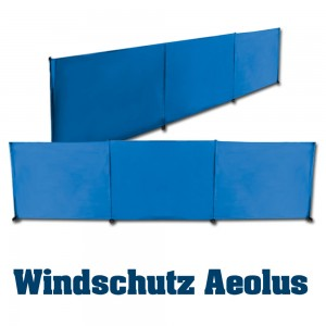 Strand Windschutz Aeolus
