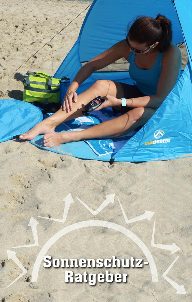 Sonnenschutz Ratgeber
