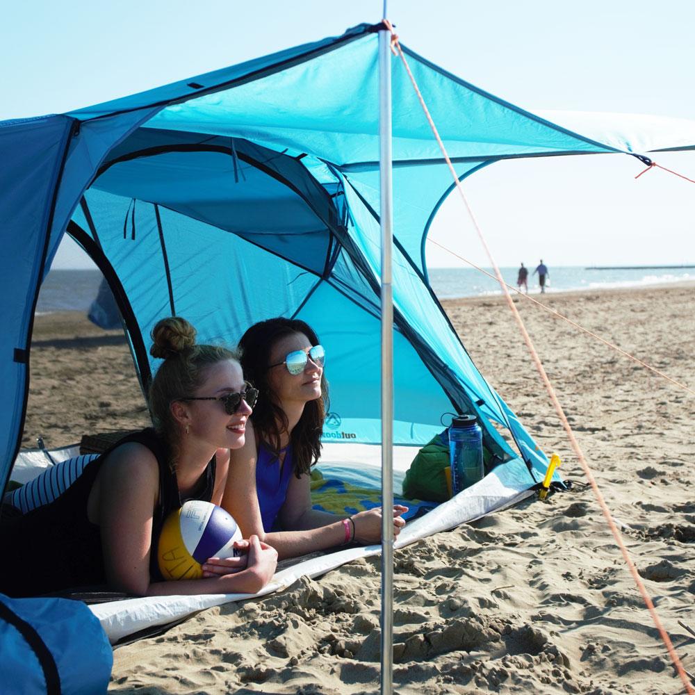Strandzelt Svalin - Strandurlaub